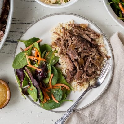 Slow Cooked Chipotle Maple Beef – CE