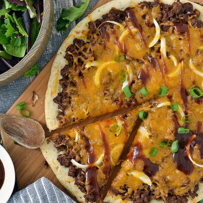 BBQ Beef Pizza – GB1