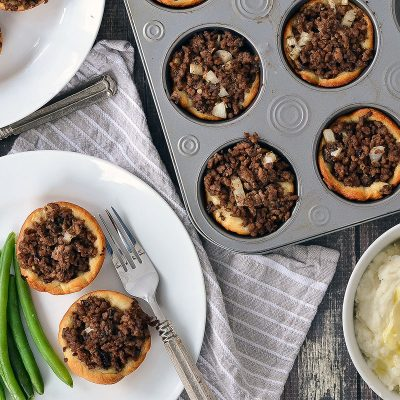 Mini Beef Wellington Pot Pies – GB1