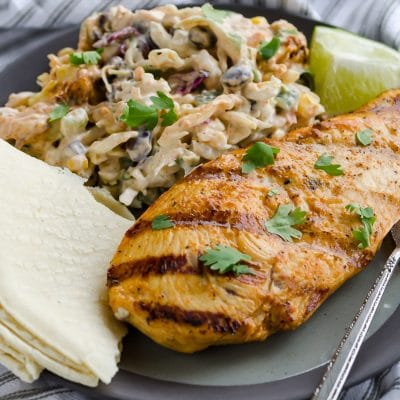 Mexican Grilled Chicken – M