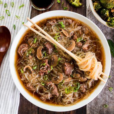 Asian Noodle Soup – IP1