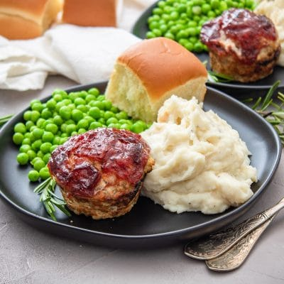 Holiday Mini Meatloaves – C