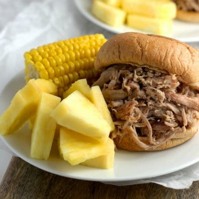 Slow Cooked Kahlua Pork – C
