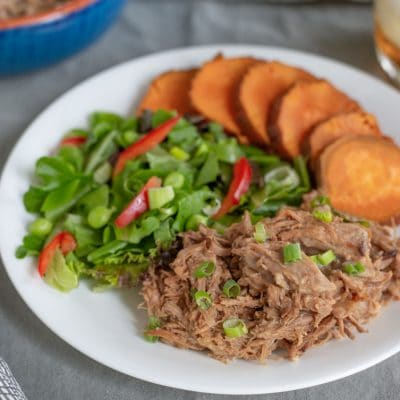 Slow Cooker Maple Pulled Pork – CE