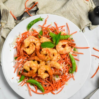 Asian Shrimp Salad – CE