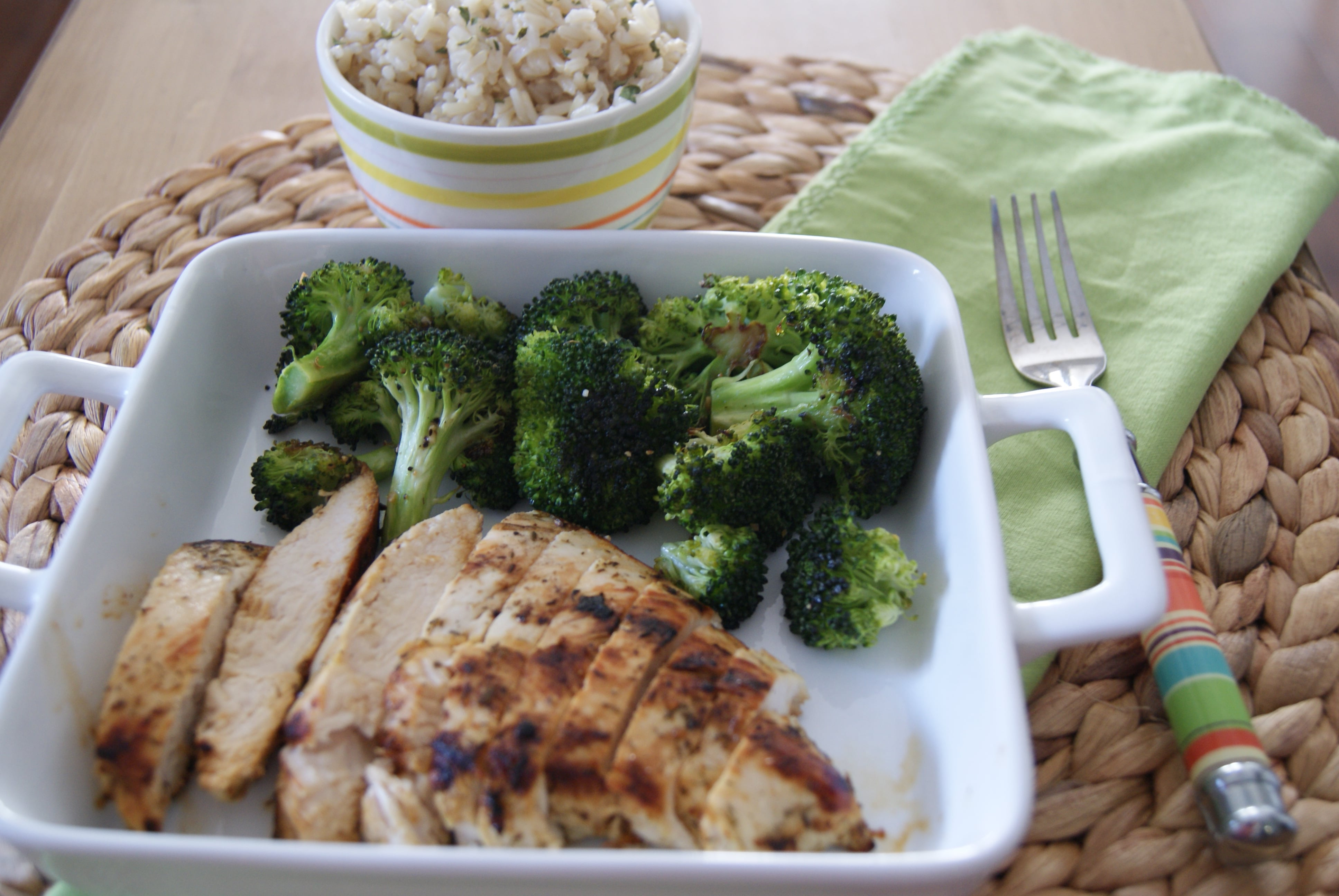 Easy Grilled Lemon Dill Chicken