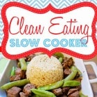 Clean Eating Slow Cooker Vol. 1