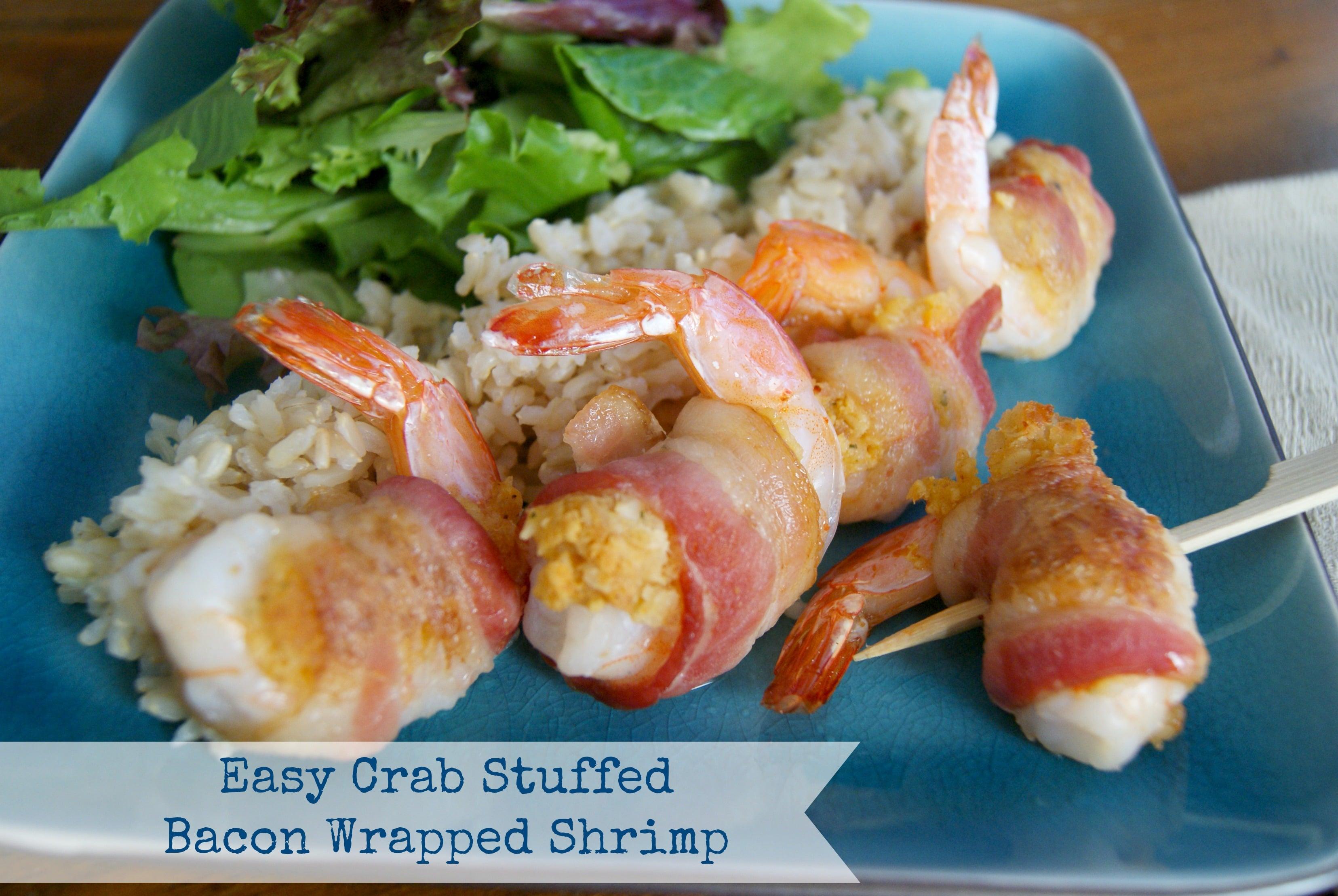 Crabmeat stuffed shrimp recipes easy