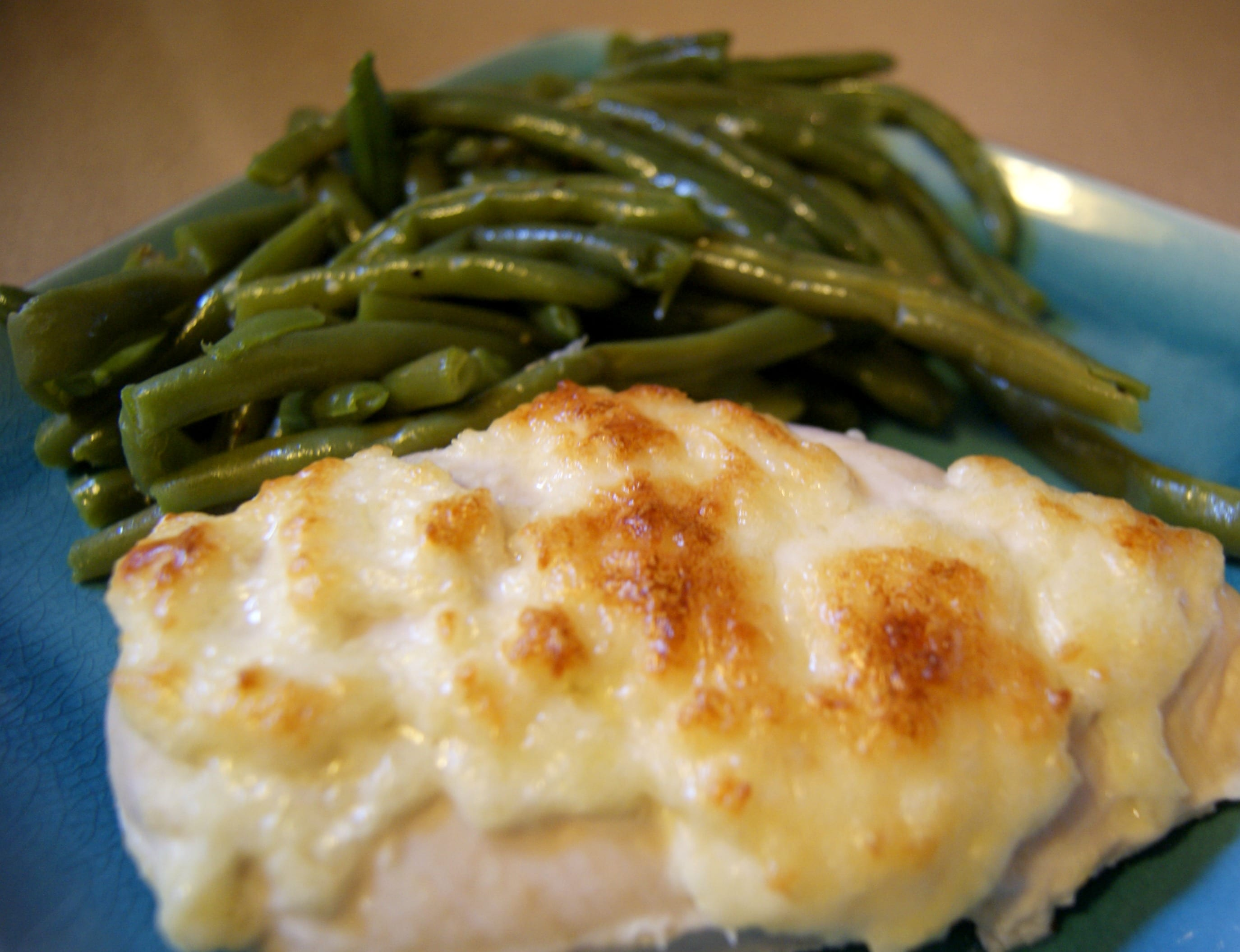 Artichoke Chicken Recipe — Dishmaps