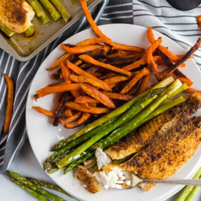 Smokey Spiced Cod – CE
