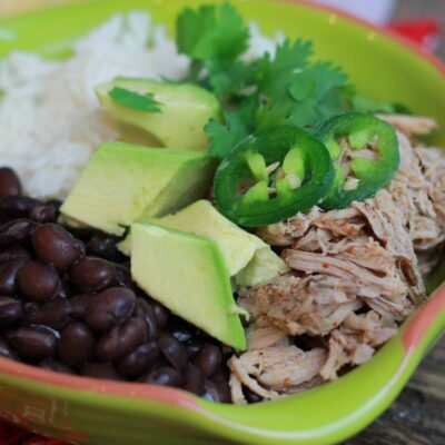 Simple Pork Carnitas