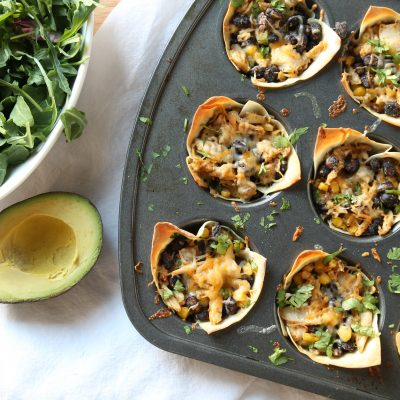 Taco Cups – A Fun Twist on Tacos!