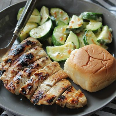 Italian Grilled Chicken – M