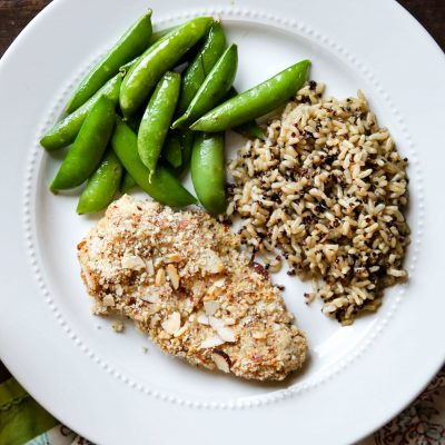 Almond Crusted Chicken – CE