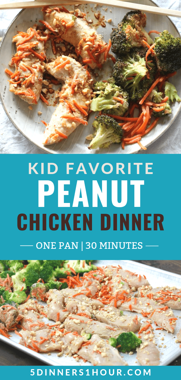 kid-favorite-peanut-chiken-dinner