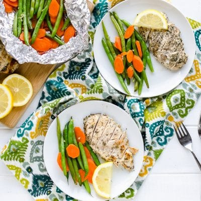 Grilled Lemon Dill Chicken – CE