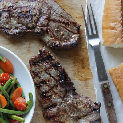 Asian Ginger Steak – M