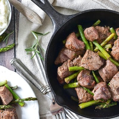 Spicy Steak Bites – C sample recipe