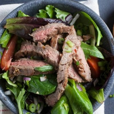 Asian Beef Salad – CE