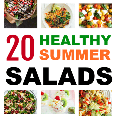 20 Healthy Summer Salad Recipes