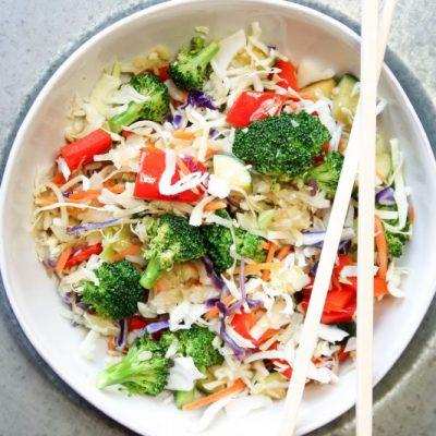 Veggie Stir Fry – LMP