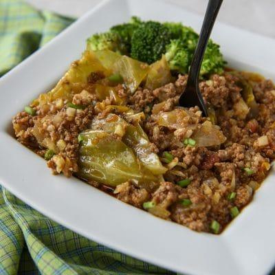 Cabbage Roll Casserole – KIP