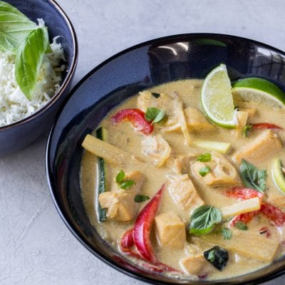Green Chicken Curry – KIP