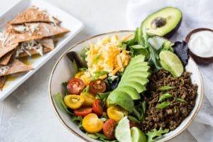 taco salad KIP