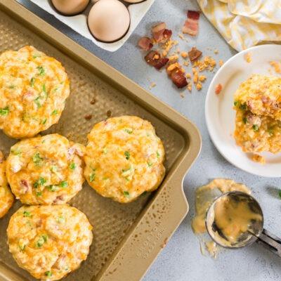 Easy Breakfast Cookies – FF