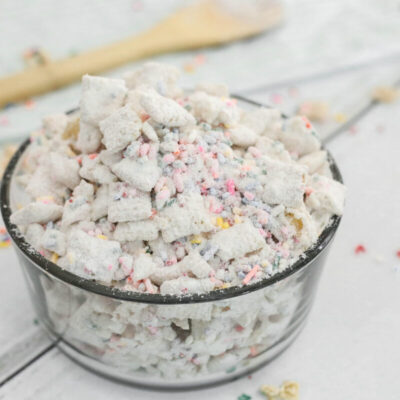 Funfetti Chex Mix – The Perfect Party Snack!