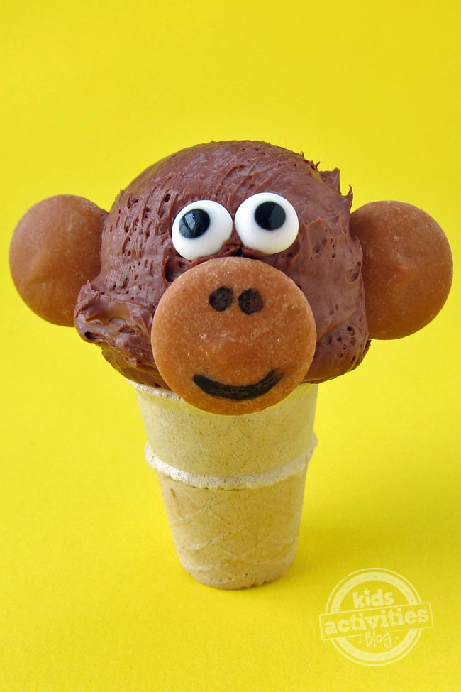 Ice Cream Monkeys