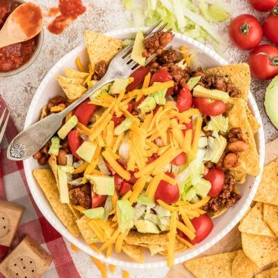 Taco Salad – 10 YR Bonus
