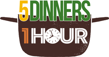 5 Dinners In 1 Hour